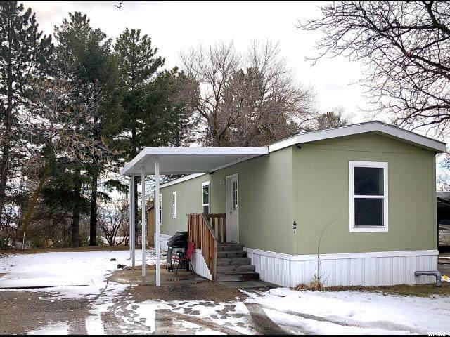 2875 N Hill Field Rd #47, Layton, UT 84041 (#1651825) :: Utah City Living Real Estate Group