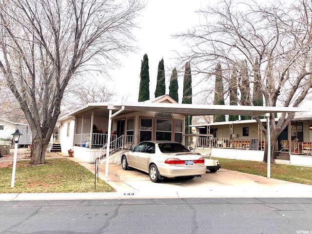 180 N 1100 E #143, Washington, UT 84780 (#1651827) :: Utah City Living Real Estate Group