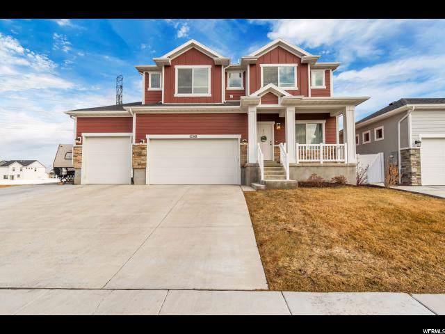 12849 S Maple Springs Rd, Riverton, UT 84096 (#1651831) :: RE/MAX Equity