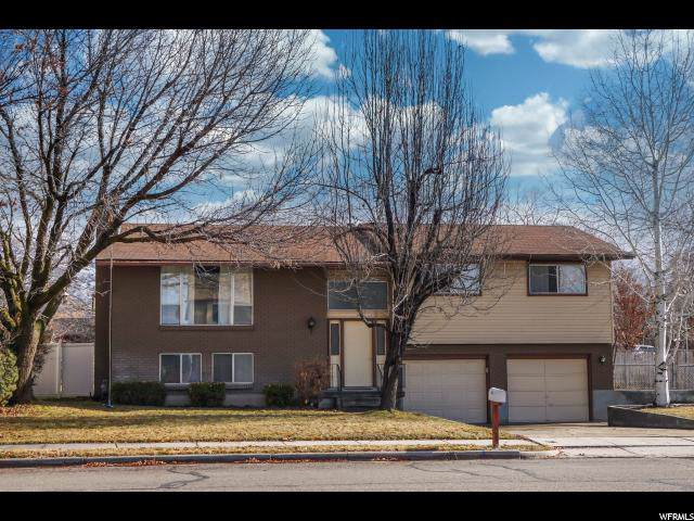 153 S 400 W, Kaysville, UT 84037 (#1651832) :: Red Sign Team