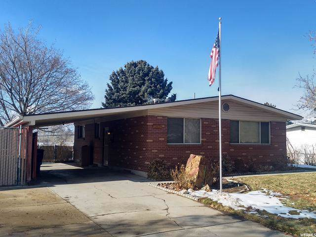 7168 S 2985 E, Cottonwood Heights, UT 84121 (#1651842) :: Exit Realty Success