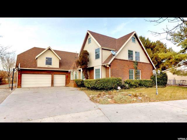 5864 W 9600 N, Highland, UT 84003 (#1651869) :: Big Key Real Estate