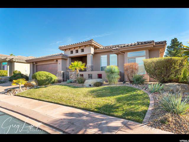 1795 N Snow Canyon Pkwy #39, St. George, UT 84770 (#1651902) :: Exit Realty Success