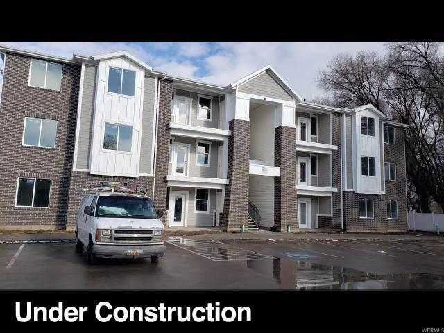 142 E 7TH STREET B 303, Ogden, UT 84404 (#1651904) :: RE/MAX Equity