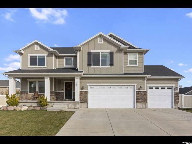 585 S Oak Cir, Lehi, UT 84043 (#1651915) :: goBE Realty