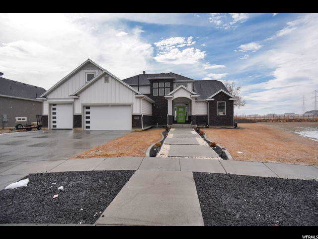 3322 W 1875 S, West Haven, UT 84401 (#1651940) :: Exit Realty Success
