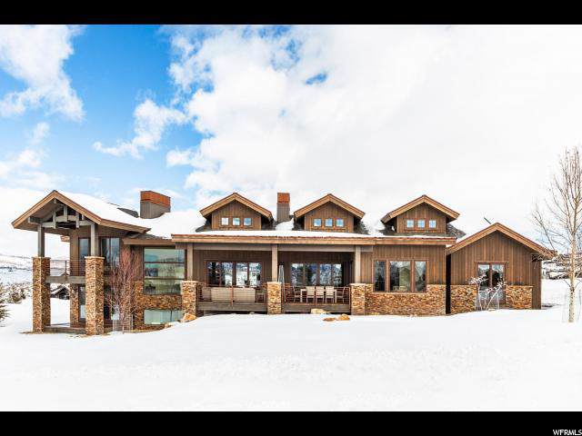 2403 Palomino Trl, Park City, UT 84098 (#1651961) :: Red Sign Team