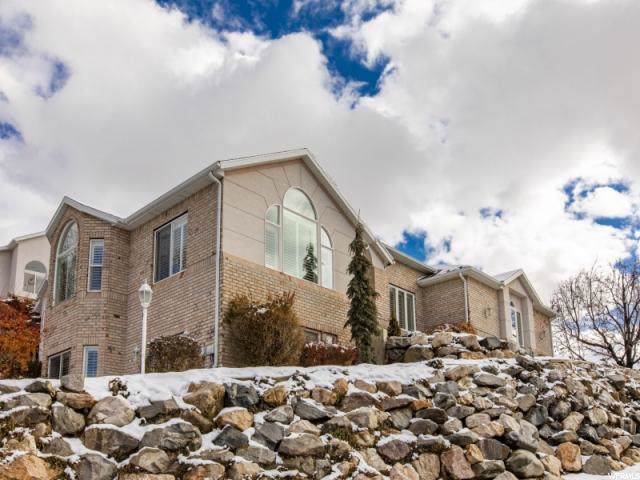 1003 S Terrace Dr, Bountiful, UT 84010 (#1651984) :: Exit Realty Success