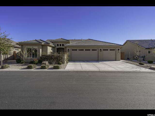 1391 W Whitestone Dr, St. George, UT 84790 (#1651986) :: Exit Realty Success