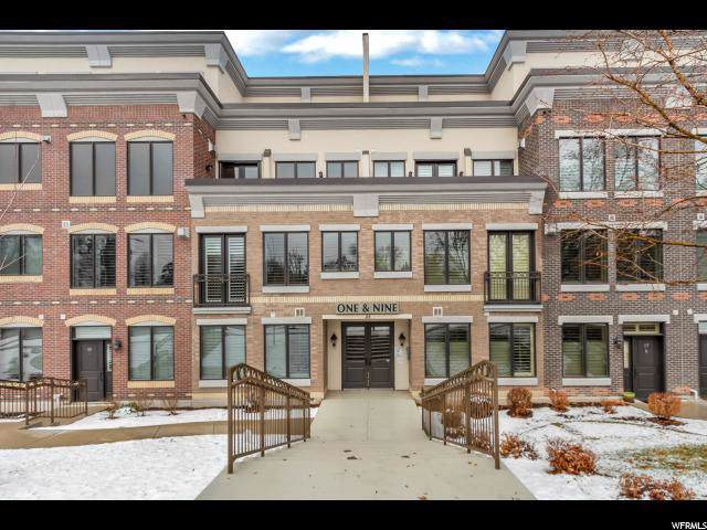 88 S 900 East E #112, Salt Lake City, UT 84102 (#1652002) :: goBE Realty