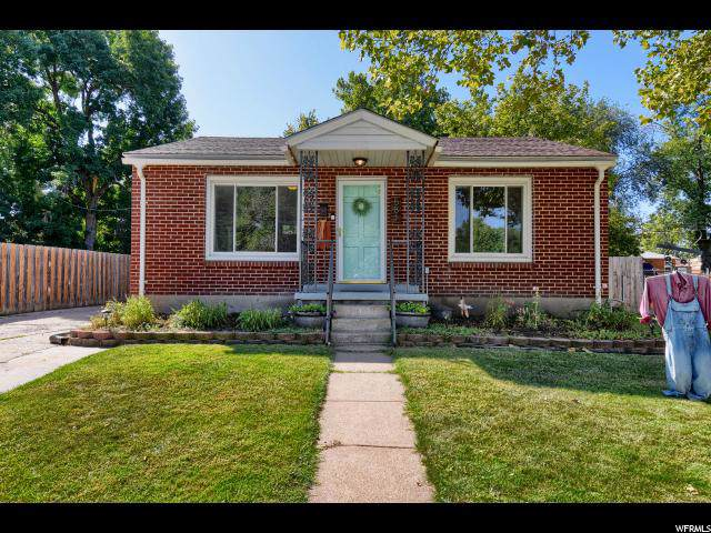 581 38TH St, South Ogden, UT 84403 (#1652005) :: Exit Realty Success