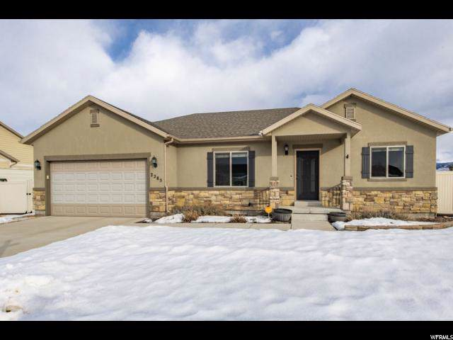 2285 S 500 E, Heber City, UT 84032 (MLS #1652042) :: High Country Properties