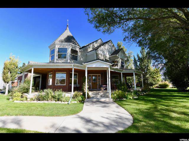 2596 N 2075 W, Farr West, UT 84404 (#1652089) :: Colemere Realty Associates
