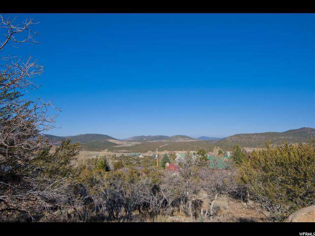 Hillside Dr, Pine Valley, UT 84781 (#1652103) :: Doxey Real Estate Group