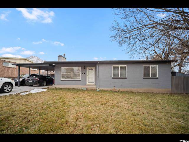 4196 S 1865 E, Holladay, UT 84124 (#1652118) :: goBE Realty