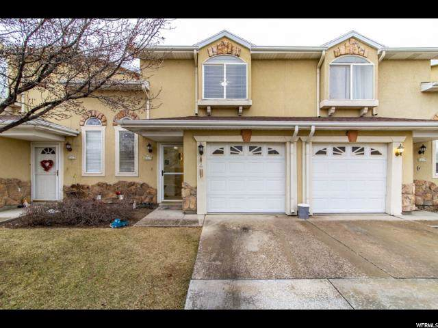 6827 S Florentine Way, West Jordan, UT 84084 (#1652124) :: goBE Realty