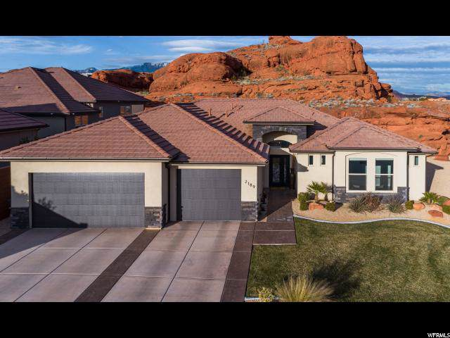 2189 E Colorado Dr, St. George, UT 84770 (#1652129) :: Big Key Real Estate