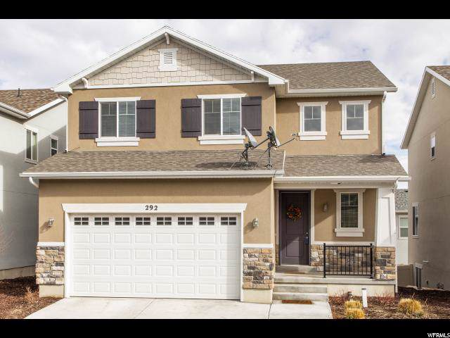 292 W Willow Creek Dr, Saratoga Springs, UT 84045 (#1652268) :: The Canovo Group