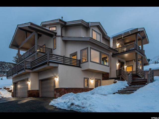2516 W Daybreaker Dr, Park City, UT 84098 (#1652327) :: RE/MAX Equity