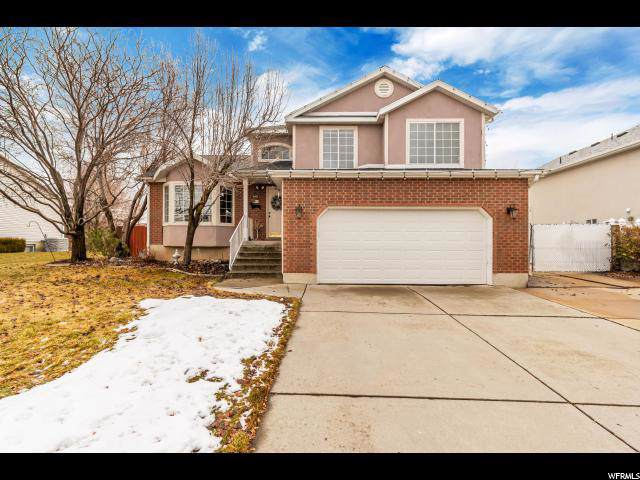 526 E 1150 S, Kaysville, UT 84037 (#1652410) :: Doxey Real Estate Group