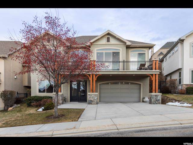 14163 S Spyglass Hill Dr, Draper, UT 84020 (#1652421) :: Von Perry | iPro Realty Network