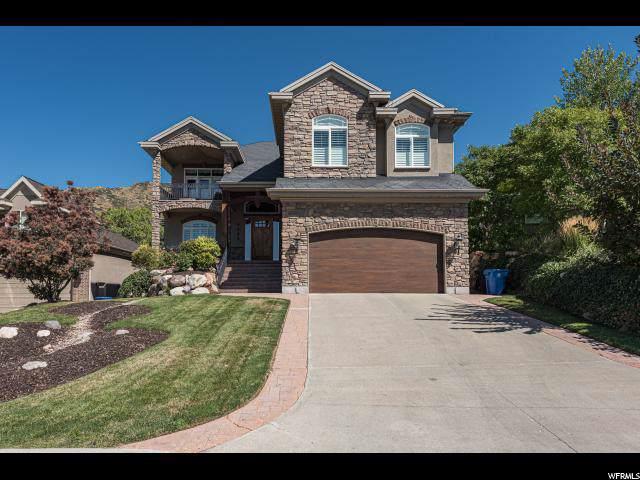 4163 S Fortuna Way E, Salt Lake City, UT 84124 (#1652458) :: Big Key Real Estate