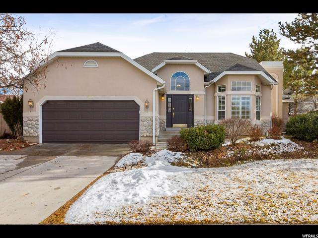 7919 S Broken Ridge Dr, Sandy, UT 84094 (#1652459) :: Big Key Real Estate