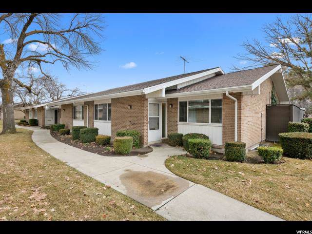 840 E Three Fountains Dr S #188, Murray, UT 84107 (#1652506) :: Red Sign Team