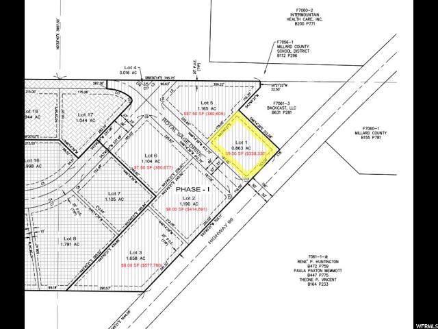 Royal Sage Dr #1, Fillmore, UT 84631 (#1652598) :: Utah Dream Properties