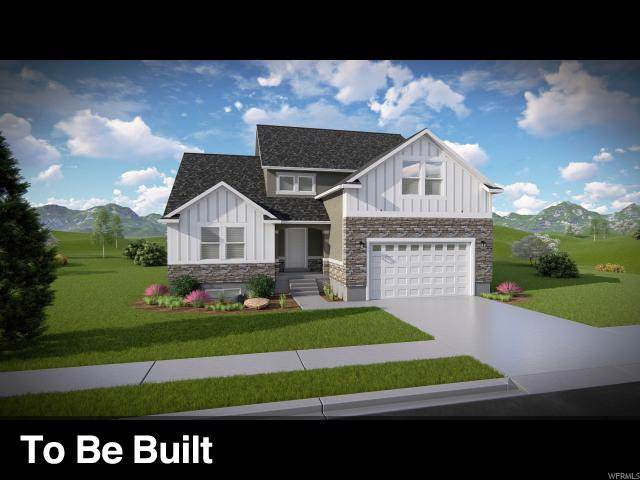 389 E Mount Peale Dr #327, Eagle Mountain, UT 84005 (#1652684) :: REALTY ONE GROUP ARETE