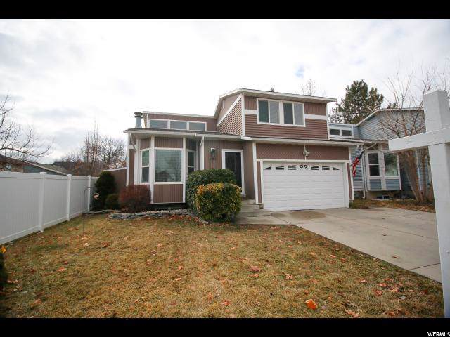 2967 Sussex Pl, West Valley City, UT 84119 (#1652697) :: RE/MAX Equity