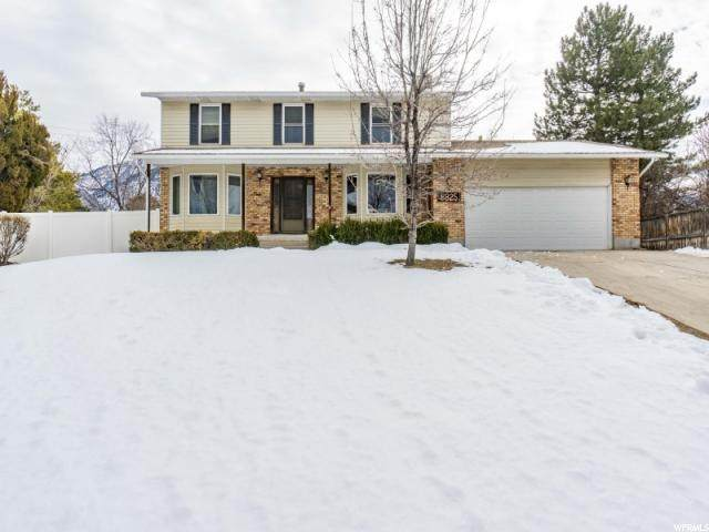 6825 S Pineview Cir, Cottonwood Heights, UT 84121 (#1652712) :: Red Sign Team