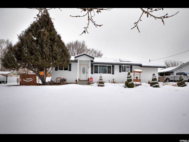 1689 W 500 S, Vernal, UT 84078 (#1652751) :: Colemere Realty Associates