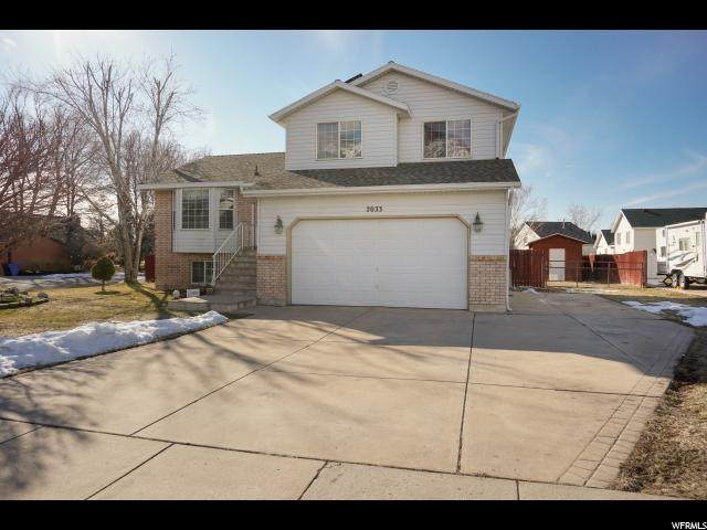 2033 N 575 E, North Ogden, UT 84414 (#1652783) :: The Fields Team