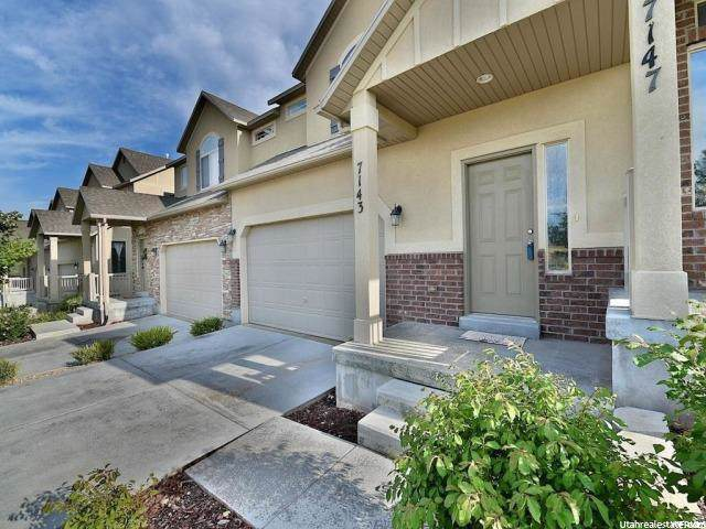 7143 W Cottage Point Dr, West Jordan, UT 84081 (#1652918) :: RE/MAX Equity