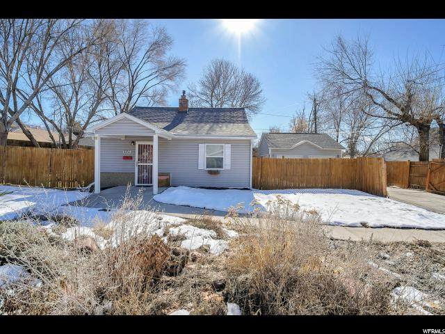 1056 E Atkin Ave S, Salt Lake City, UT 84106 (#1652934) :: Colemere Realty Associates