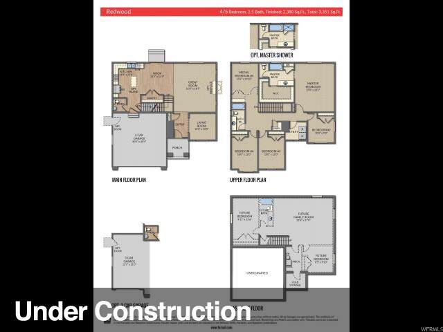 1333 E Bell Bouy Way N #35, Eagle Mountain, UT 84005 (#1652998) :: Red Sign Team