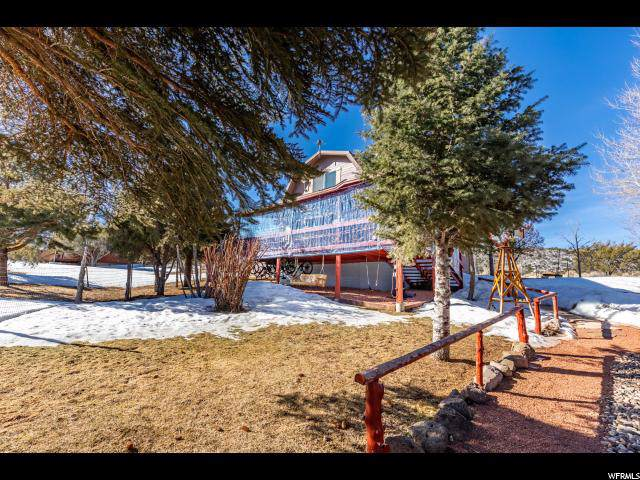 857 W Carter Cir, Pine Valley, UT 84781 (#1653024) :: RISE Realty