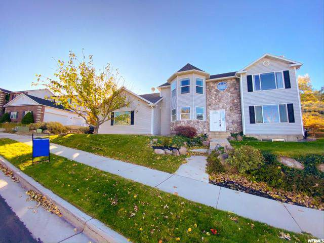 660 E Rocky Mouth Ln, Draper, UT 84020 (#1653057) :: Von Perry | iPro Realty Network