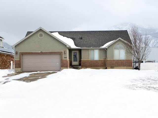 7466 S 1980 E, South Weber, UT 84405 (#1653069) :: Doxey Real Estate Group