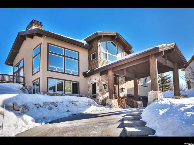 3364 Solamere Dr, Park City, UT 84060 (#1653097) :: The Perry Group