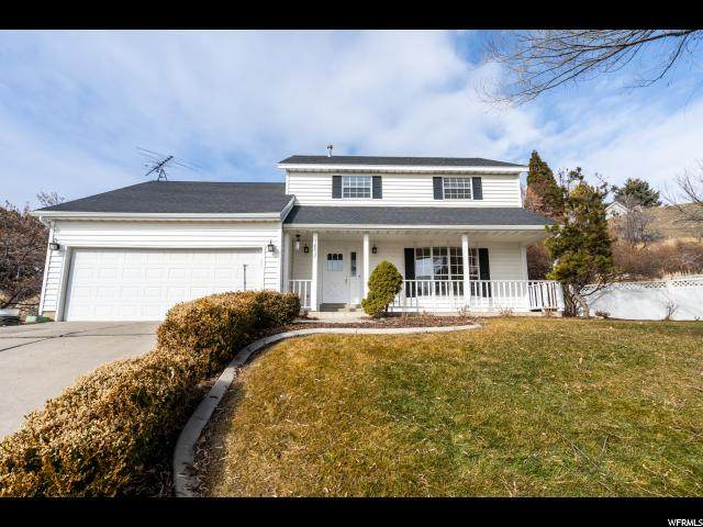 10217 N Oak Ct, Cedar Hills, UT 84062 (#1653110) :: The Fields Team