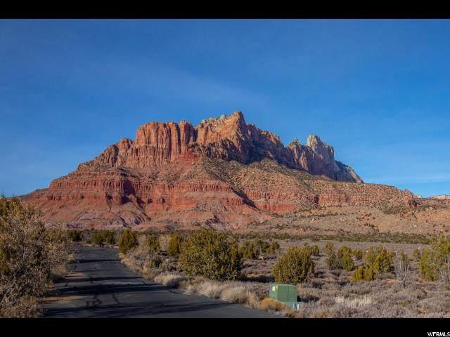 2497 E Navajo Cir, Springdale, UT 84767 (#1653165) :: Red Sign Team