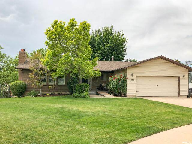 1084 S 225 E, Kaysville, UT 84037 (#1653177) :: Doxey Real Estate Group