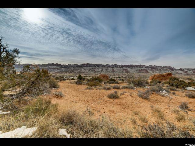 3763 E Matterhorn Hts, Moab, UT 84532 (MLS #1653182) :: Lookout Real Estate Group