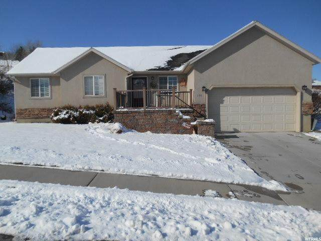 288 S Loafer View Dr E, Payson, UT 84651 (#1653209) :: Red Sign Team