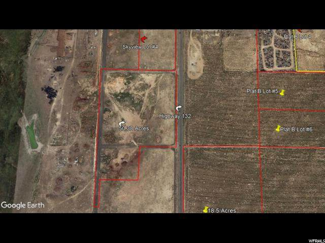 12765 N Highway 132 Hwy E, Chester, UT 84623 (#1653228) :: Big Key Real Estate