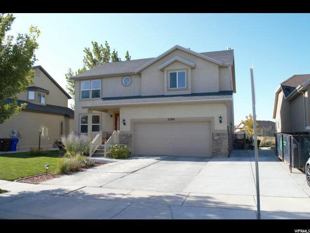 3286 E Appaloosa Way N, Eagle Mountain, UT 84005 (#1653235) :: The Fields Team
