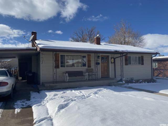 335 N 600 W, Cedar City, UT 84721 (#1653330) :: Bustos Real Estate | Keller Williams Utah Realtors