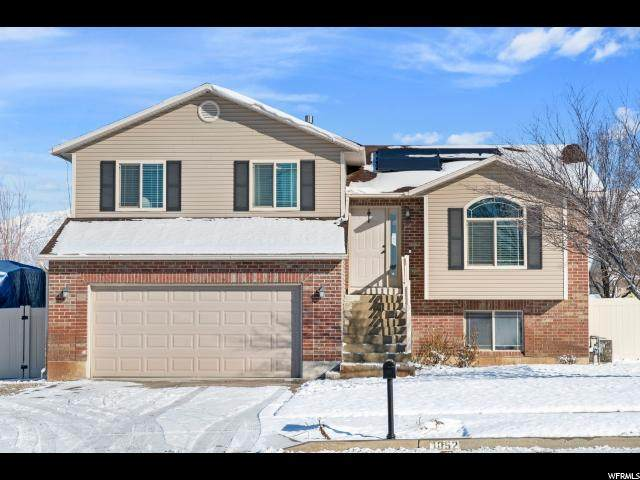 1052 W 2450 S, Perry, UT 84302 (#1653333) :: The Canovo Group